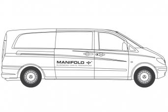 Mercedes klasa V VIP